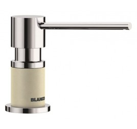 Дозатор Blanco Lato Шампань, , 4080 ₽, 525813, Lato, Дозаторы для мыла