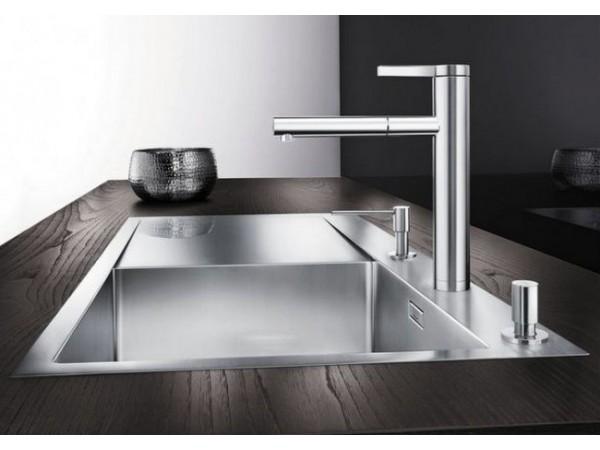 Дозатор Blanco Piona Нержавеющая сталь с зеркальной полировкой