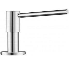 Дозатор Blanco Piona Нержавеющая сталь с зеркальной полировкой, , 16401 ₽, 515991, Piona Нержавеющая сталь, Дозаторы для мыла