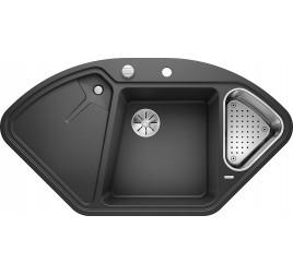 Мойка Blanco Delta II Черный, , 62820 ₽, 525867, Delta II, Мойки для кухни