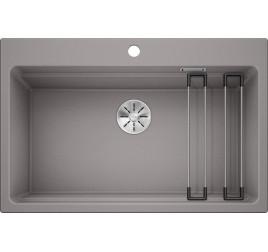 Мойка Blanco Etagon 8 Алюметаллик, , 41580 ₽, 525189, Etagon 8, Мойки для кухни