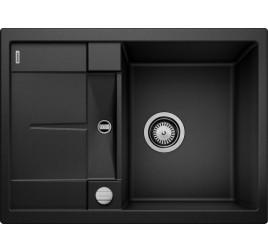 Мойка Blanco Metra 45 S compact Черный, , 21200 ₽, 525913, Metra 45 S compact, Мойки для кухни