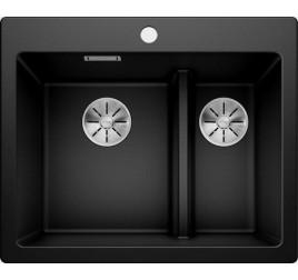 Мойка Blanco Pleon 6 split Черный, , 34200 ₽, 525955, Pleon 6 split, Мойки для кухни