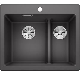 Мойка Blanco Pleon 6 split Темная скала, , 34200 ₽, 521690, Pleon 6 split, Мойки для кухни