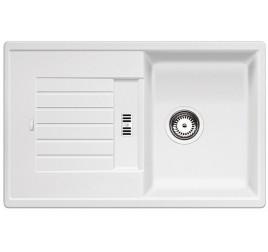 Мойка Blanco Zia 45 S Белый, , 18800 ₽, 514726, Zia 45 S, Мойки для кухни