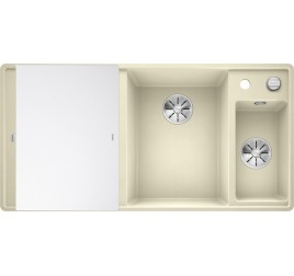 Мойка Blanco Axia III 6 S-F Жасмин (чаша справа), , 65250 ₽, 523493, Axia III 6 S-F чаша справа, Мойки для кухни