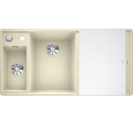 Мойка Blanco Axia III 6 S-F Жасмин (чаша слева), , 65250 ₽, 524673, Axia III 6 S-F чаша слева, Мойки для кухни