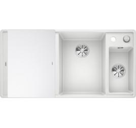 Мойка Blanco Axia III 6 S-F Белый (чаша справа), , 65250 ₽, 523492, Axia III 6 S-F чаша справа, Мойки для кухни