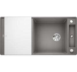 Мойка Blanco Axia III XL 6 S-F Алюметаллик, , 53010 ₽, 523528, Axia III XL 6 S-F, Мойки для кухни