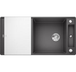 Мойка Blanco Axia III XL 6 S-F Темная скала, , 53010 ₽, 523527, Axia III XL 6 S-F, Мойки для кухни