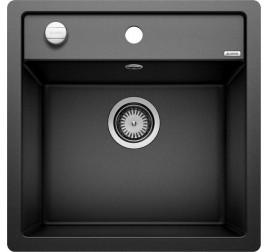 Мойка Blanco Dalago 5-F Черный, , 27630 ₽, 525872, Dalago 5-F, Мойки для кухни