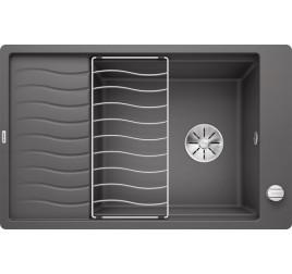 Мойка Blanco Elon XL 6 S-F Темная скала, , 32040 ₽, 524855, Elon XL 6 S-F, Мойки для кухни