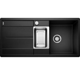 Мойка Blanco Metra 6 S-F Черный, , 49950 ₽, 525929, Metra 6 S-F, Мойки для кухни