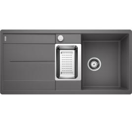 Мойка Blanco Metra 6 S-F Темная скала, , 49950 ₽, 519118, Metra 6 S-F, Мойки для кухни