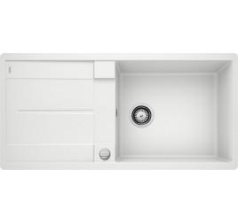 Мойка Blanco Metra XL 6 S-F Белый, , 50400 ₽, 516522, Metra XL 6 S-F, Мойки для кухни
