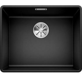 Мойка Blanco Subline 500-F Черный, , 28710 ₽, 525994, Subline 500-F, Мойки для кухни