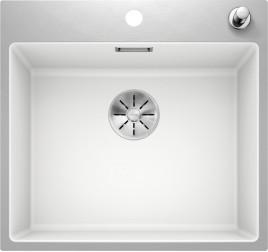 Мойка Blanco Subline 500-IF/A SteelFrame Белый, , 55061 ₽, 524112, Subline 500-IF/A SteelFrame, Мойки интегрированные