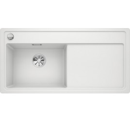 Мойка Blanco Zenar XL 6 S-F Белый, , 51030 ₽, 523912, Zenar XL 6 S-F чаша слева, Мойки для кухни