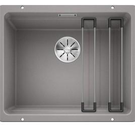 Мойка Blanco Etagon 500-U Алюметаллик, , 28320 ₽, 522229, Etagon 500-U, Мойки для кухни