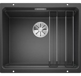 Мойка Blanco Etagon 500-U Антрацит, , 28320 ₽, 522227, Etagon 500-U, Мойки для кухни