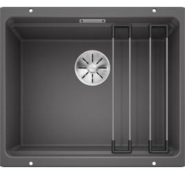 Мойка Blanco Etagon 500-U Темная скала, , 28320 ₽, 522228, Etagon 500-U, Мойки для кухни