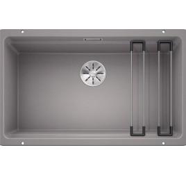 Мойка Blanco Etagon 700-U Алюметаллик, , 33280 ₽, 525169, Etagon 700-U, Мойки для кухни