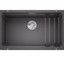 Мойка Blanco Etagon 700-U Темная скала, , 31280 ₽, 525168, Etagon 700-U, Мойки для кухни