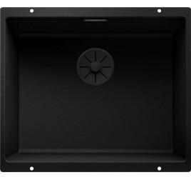 Мойка Blanco Subline 500-U Black Edition, , 23490 ₽, 526340, Subline 500-U, Мойки под столешницу