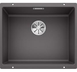 Мойка Blanco Subline 500-U Темная скала, , 21150 ₽, 523433, Subline 500-U, Мойки для кухни
