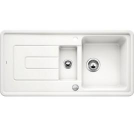 Мойка Blanco Tolon 6 S Глянцевый белый, , 39240 ₽, 520320, Tolon 6 S, Мойки для кухни