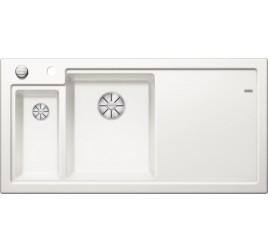 Мойка Blanco Axon II 6 S Глянцевый белый, , 73080 ₽, 524138, Axon II 6 S чаша слева, Мойки для кухни