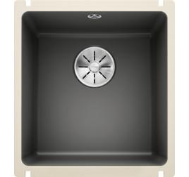 Мойка Blanco Subline 375-U Керамика PuraPlus Базальт , , 30240 ₽, 523731, Subline 375-U PuraPlus, Мойки для кухни