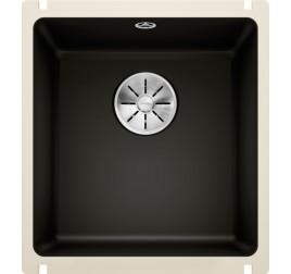 Мойка Blanco Subline 375-U Керамика PuraPlus Черный, , 37485 ₽, 523732, Subline 375-U PuraPlus, Мойки для кухни