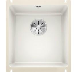 Мойка Blanco Subline 375-U Керамика PuraPlus Глянцевый белый, , 30240 ₽, 523726, Subline 375-U PuraPlus, Мойки для кухни