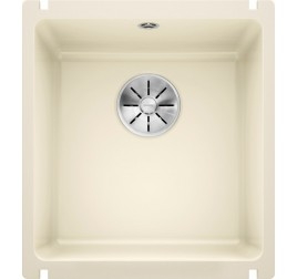 Мойка Blanco Subline 375-U Керамика PuraPlus Глянцевая магнолия, , 30240 ₽, 523727, Subline 375-U PuraPlus, Мойки для кухни