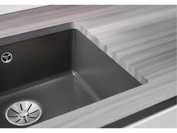 Мойка Blanco Subline 500-U Керамика PuraPlus Базальт