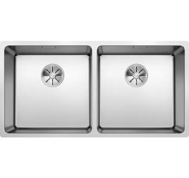Мойка Blanco Andano 400/400-IF Cталь полированная, , 46560 ₽, 522985, Andano 400/400-IF, Мойки для кухни