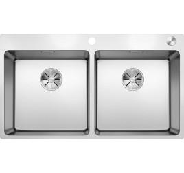 Мойка Blanco Andano 400/400-IF/A Cталь полированная, , 51034 ₽, 522998, Andano 400/400-IF/A, Мойки для кухни