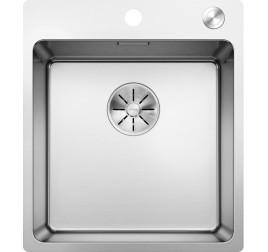 Мойка Blanco Andano 400-IF/A Cталь полированная, , 27729 ₽, 522993, Andano 400-IF/A, Мойки для кухни