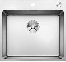 Мойка Blanco Andano 500-IF/A Cталь полированная, , 30415 ₽, 522994, Andano 500-IF/A, Мойки для кухни