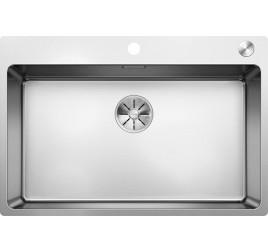 Мойка Blanco Andano 700-IF/A Cталь полированная, , 32390 ₽, 522995, Andano 700-IF/A, Мойки для кухни
