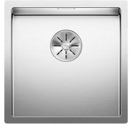 Мойка Blanco Claron 400-IF Сталь с зеркальной полировкой, , 46800 ₽, 521572, Claron 400-IF, Мойки для кухни
