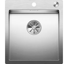 Мойка Blanco Claron 400-IF/A Сталь с зеркальной полировкой, , 42502 ₽, 521632, Claron 400-IF/A, Мойки для кухни