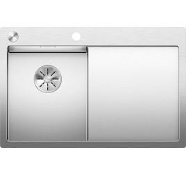 Мойка Blanco Claron 4 S-IF Сталь с зеркальной полировкой, , 64667 ₽, 521624, Claron 4 S-IF чаша слева, Мойки для кухни