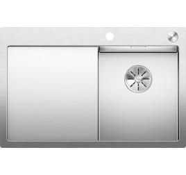 Мойка Blanco Claron 4 S-IF Сталь с зеркальной полировкой, , 64667 ₽, 521623, Claron 4 S-IF чаша справа, Мойки для кухни