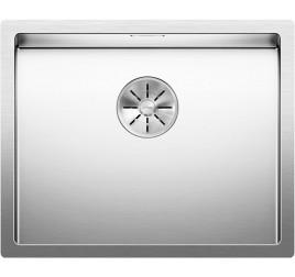 Мойка Blanco Claron 500-IF Сталь с зеркальной полировкой, , 49000 ₽, 521576, Claron 500-IF, Мойки для кухни