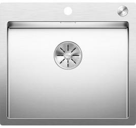 Мойка Blanco Claron 500-IF/A Сталь с зеркальной полировкой, , 44240 ₽, 521633, Claron 500-IF/A, Мойки для кухни