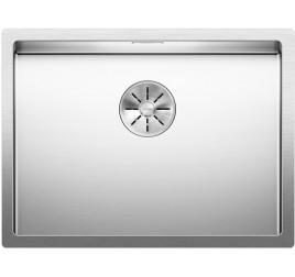 Мойка Blanco Claron 550-IF Сталь с зеркальной полировкой, , 63090 ₽, 521578, Claron 550-IF, Мойки для кухни