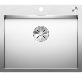 Мойка Blanco Claron 550-IF/A Сталь с зеркальной полировкой, , 46215 ₽, 521639, Claron 550-IF/A, Мойки для кухни