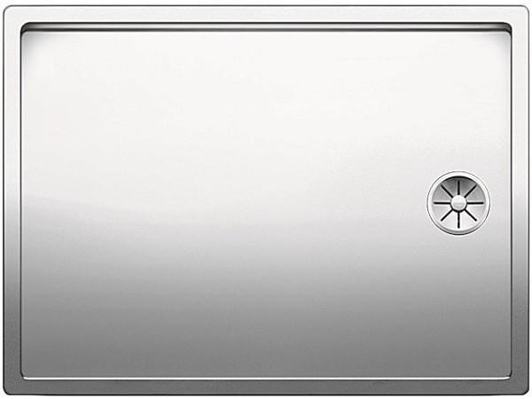 Поддон Blanco Claron 550-T-IF Сталь с зеркальной полировкой